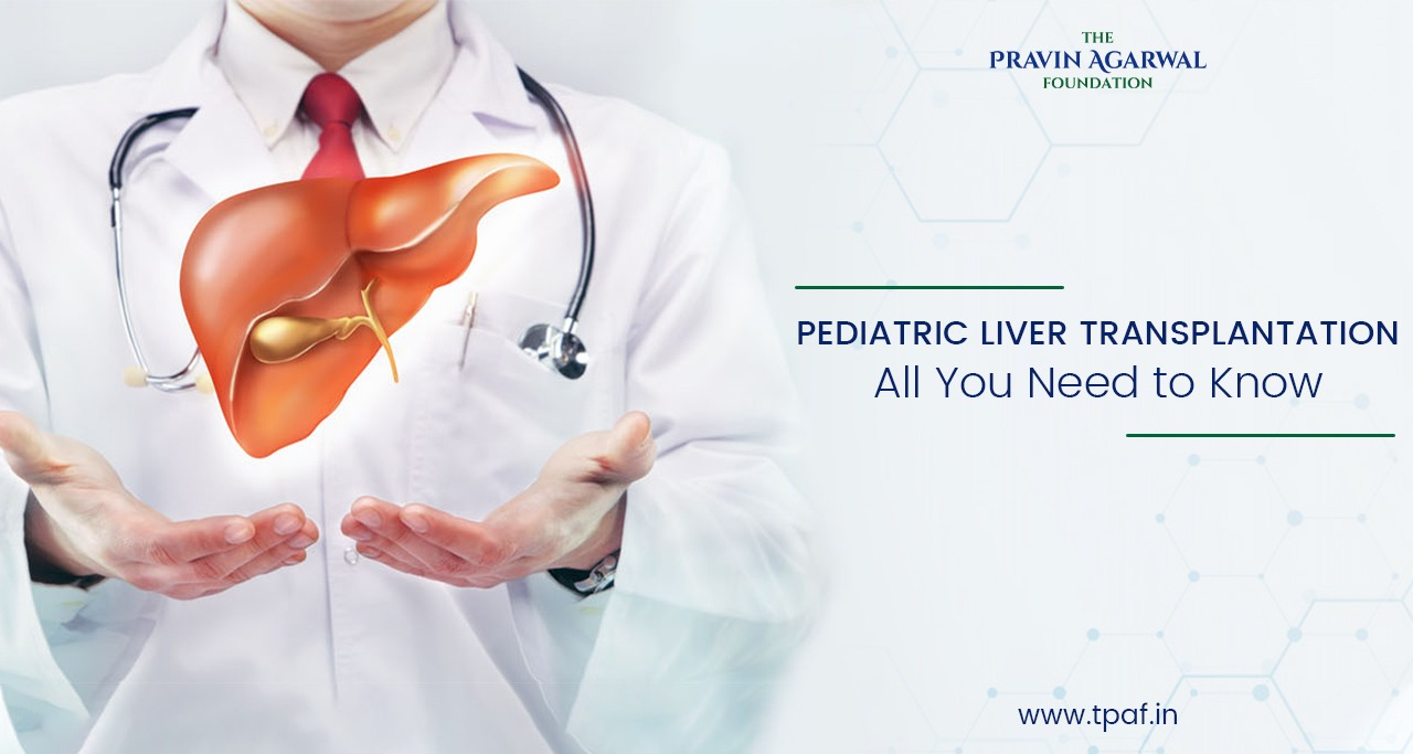 pediatric liver transplant