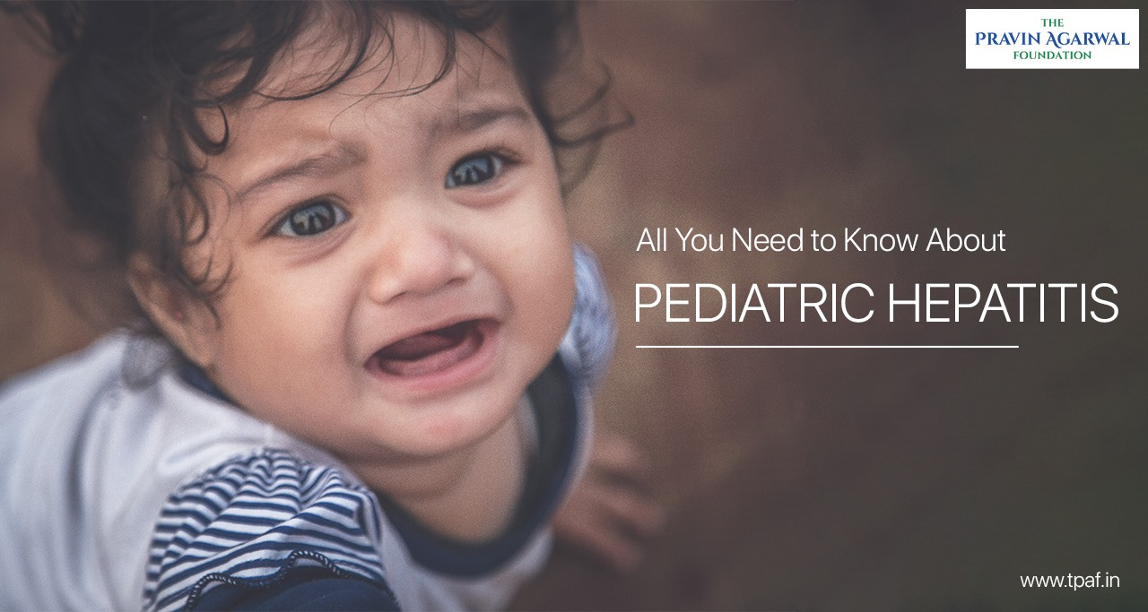 Pediatric hepatitis